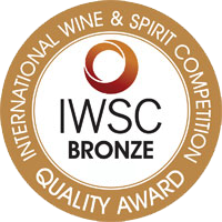 Chalong Bay - Vintage 2014 Medal Bronze au Concours International Wine & Spirit Compétition de 2015