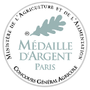Rivière du mat - Grande Réserve Medal Argent at agricultural competition at paris in 2016
