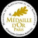 Clément - 10 ans d'age Médaillé or au concours agricole de paris en 2009