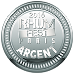 Ferroni - Honey Rum Médaillé Argent au RhumFest Paris 2016 title=